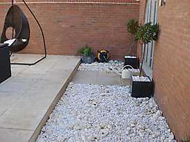 Decking Walls Garden Slabs Wicker_8