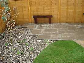Garden Stone Pathways Paving_12