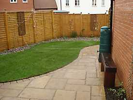 Garden Stone Pathways Paving_9