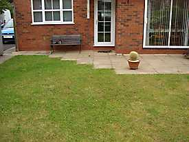 Stone Patio Lawn garden_5