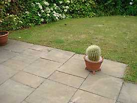 Stone Patio Lawn garden_7