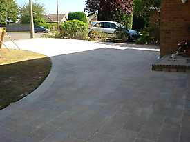 Stone Driveway and Paths_1