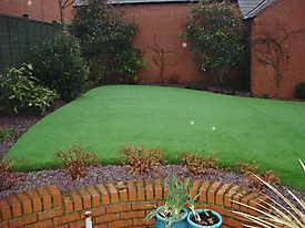 Artificial Lawn Astro Turf_1