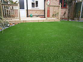 Artificial Lawn Turf_1