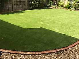 Artificial Lawn in Old Town Stratford