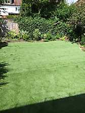 Old Town Stratford upon Avon Artificial Lawn_10