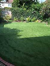 Old Town Stratford upon Avon Artificial Lawn_12