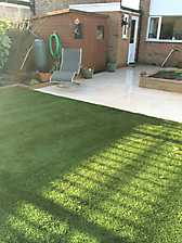 Artificial Lawn St Marys Road Stratford upon Avon_5