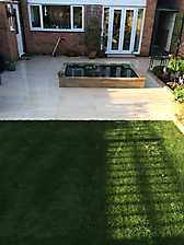 Artificial Lawn St Marys Road Stratford upon Avon_6
