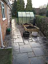 Block Paved Diveway and New Patio in Coventry_10