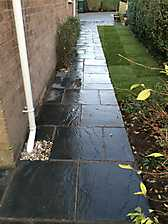 Block Paved Diveway and New Patio in Coventry_11