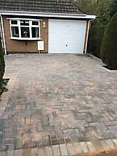 Block Paved Diveway and New Patio in Coventry_3