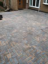 Block Paved Diveway and New Patio in Coventry_4