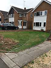 New Garden and Driveway in Kenilworth, Warwickshire_2