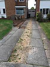 New Garden and Driveway in Kenilworth, Warwickshire_3
