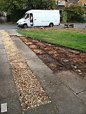 New Garden and Driveway in Kenilworth, Warwickshire_4