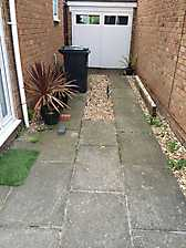 New Garden and Driveway in Kenilworth, Warwickshire_6