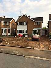 New Garden and Driveway in Kenilworth, Warwickshire_8