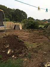 New Garden and Driveway in Kenilworth, Warwickshire_9