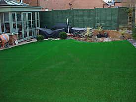 Artificial Lawn Astro Turf_5