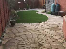 Artificial Lawn 5
