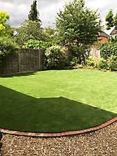 Old Town Stratford upon Avon Artificial Lawn_11