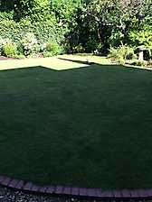 Old Town Stratford upon Avon Artificial Lawn_3