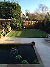 Artificial Lawn St Marys Road Stratford upon Avon_7