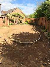 Artificial Lawn Trinity Mead Stratford upon Avon_4