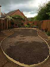 Artificial Lawn Trinity Mead Stratford upon Avon_5