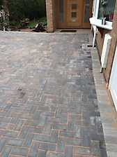 Block Paved Diveway and New Patio in Coventry_5