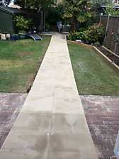 Disabled Garden Ramp Access in Alcester, Stratford upon Avon_2