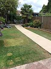 Disabled Garden Ramp Access in Alcester, Stratford upon Avon_3