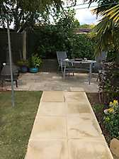 Disabled Garden Ramp Access in Alcester, Stratford upon Avon_5