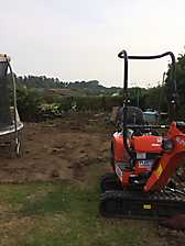 New Garden and Driveway in Kenilworth, Warwickshire_12
