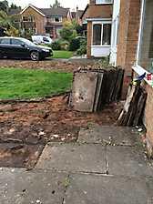 New Garden and Driveway in Kenilworth, Warwickshire_5