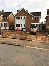 New Garden and Driveway in Kenilworth, Warwickshire_7